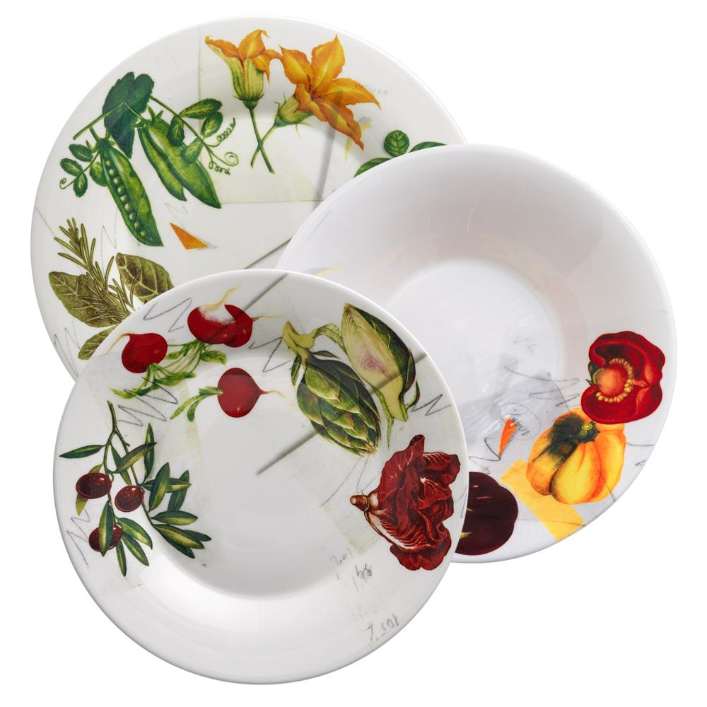 Set 3 pezzi | Vegan | La Cucina Italiana