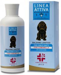 Shampoo lenitivo e idratante