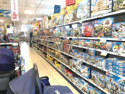 Spesa online giocattoli