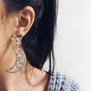 Boucles d'oreilles fabriquées en Italie | bijouterie cérémonie