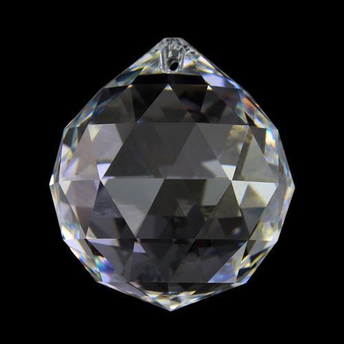Sfera Spectra Swarovski cristallo puro Ø 50 mm.