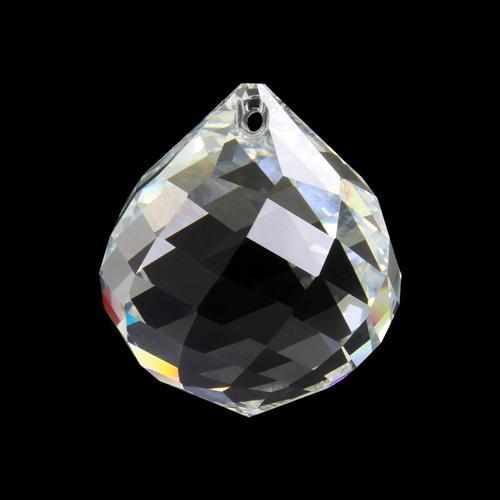Sfera Swarovski Spectra cristallo puro Ø 30 mm.