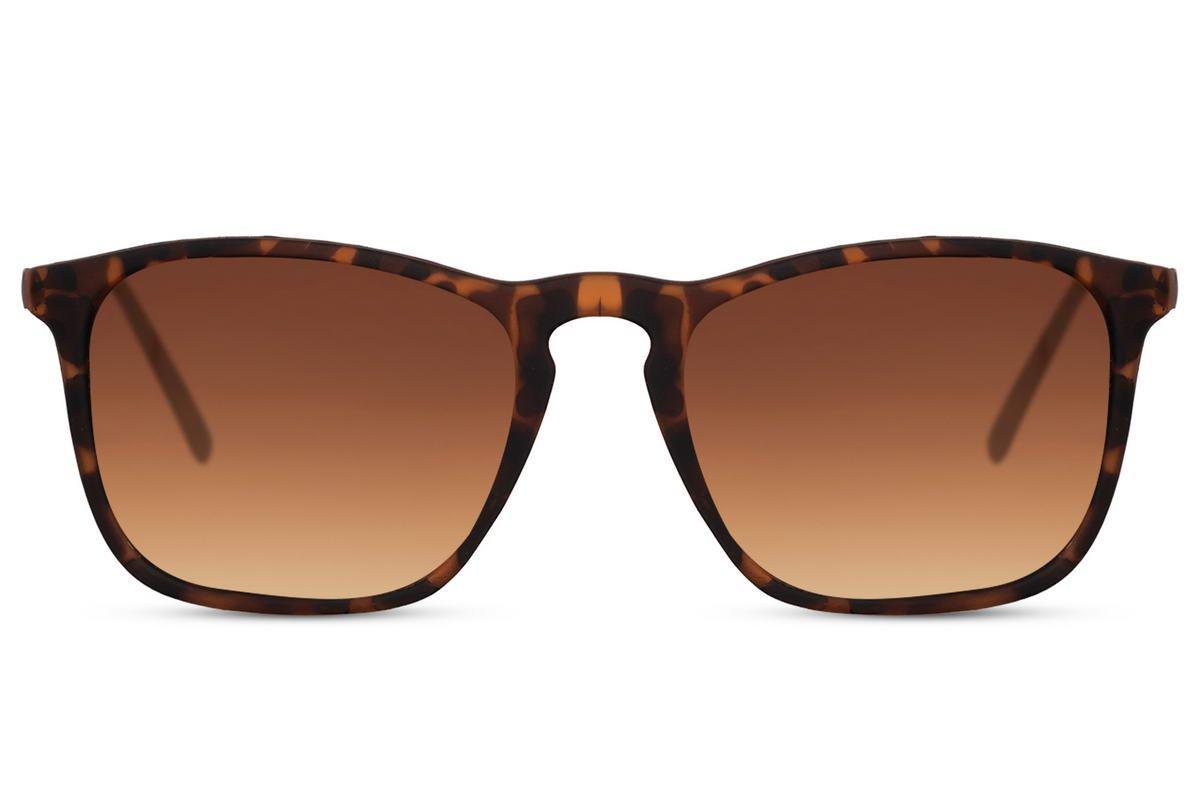 Women's / men's tortoiseshell sunglasses