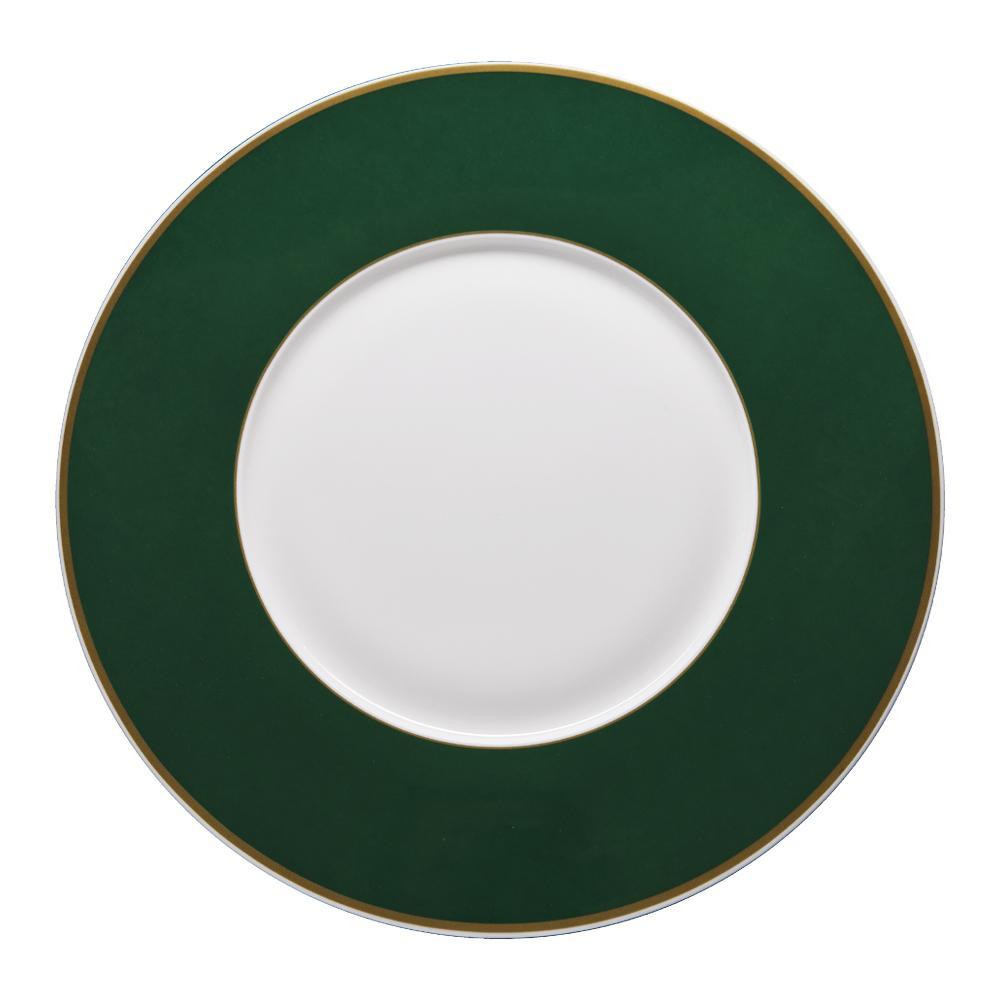 Segnaposto cm 33 | Striche Verdi e Oro