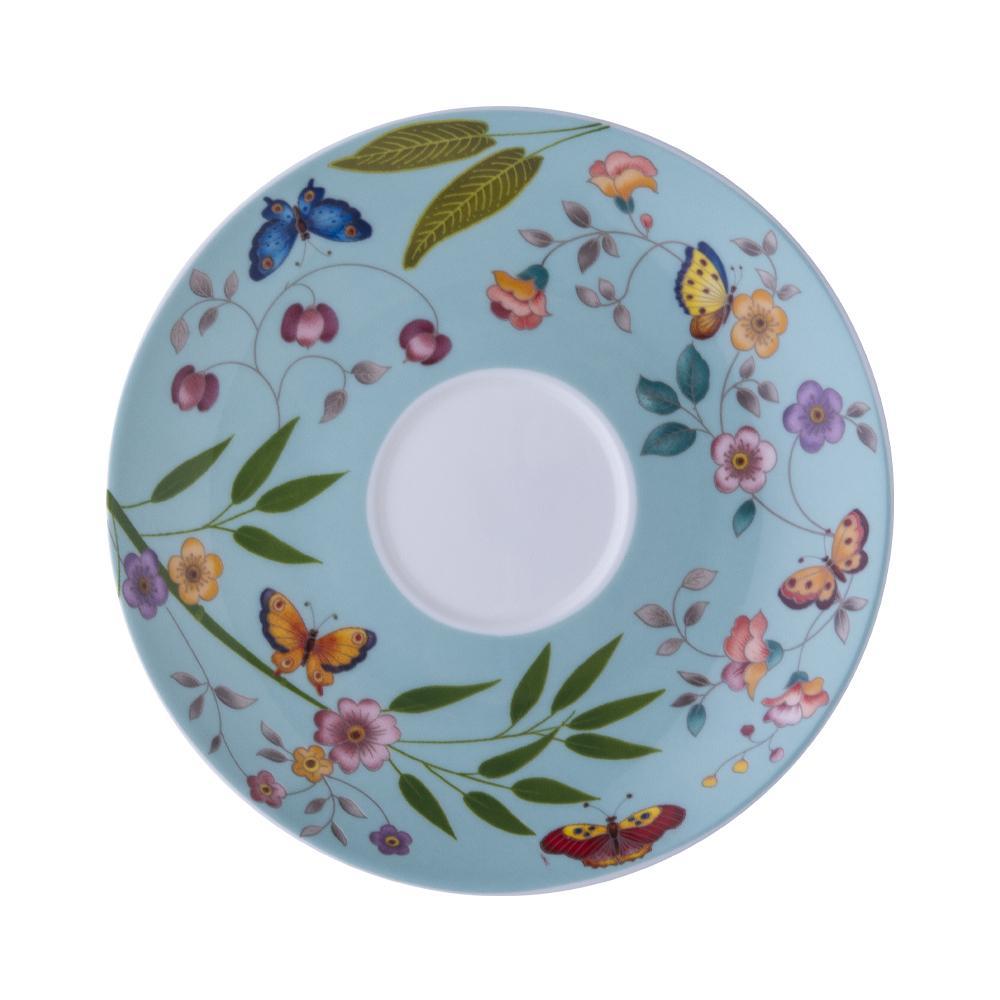Piattino per tazza thè e cappuccino cm 15 | Incanto di Primavera