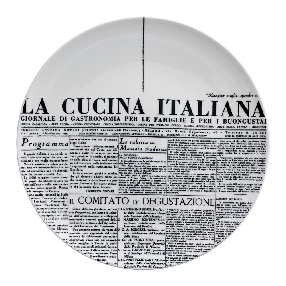 Segnaposto cm 33 | Geometric | La Cucina Italiana