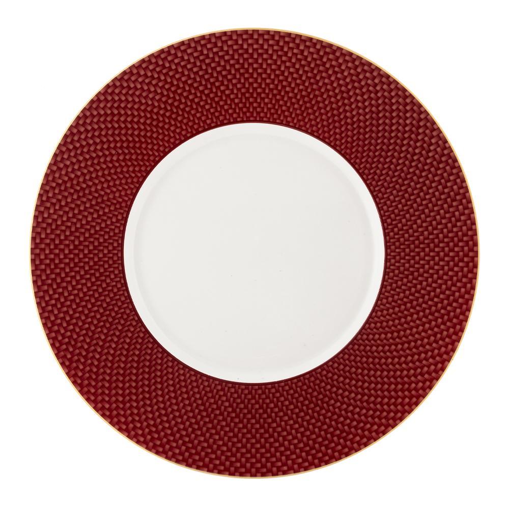 Segnaposto cm 33 - rosso - ala cm. 7 | Intrecci