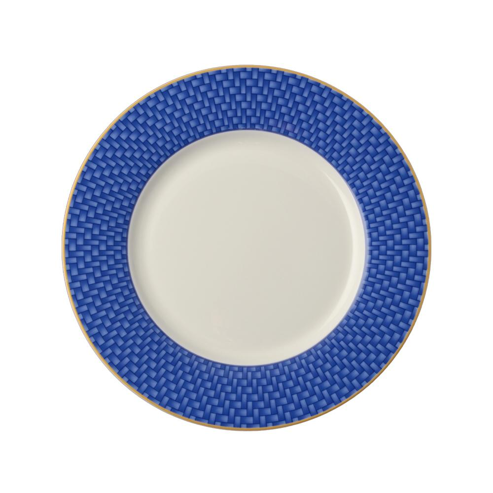 Piattino pane e burro cm 17,5 - blu | Intrecci