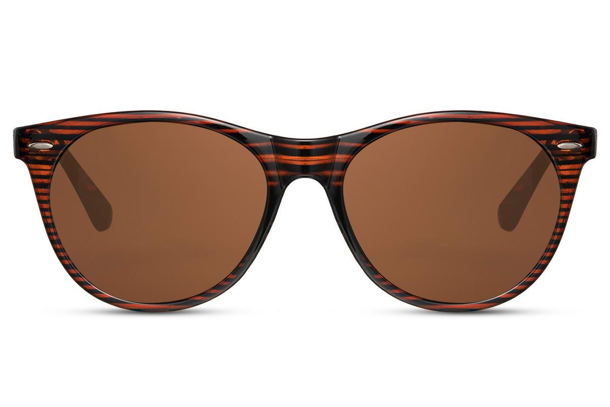 Sunglasses with normal lenses