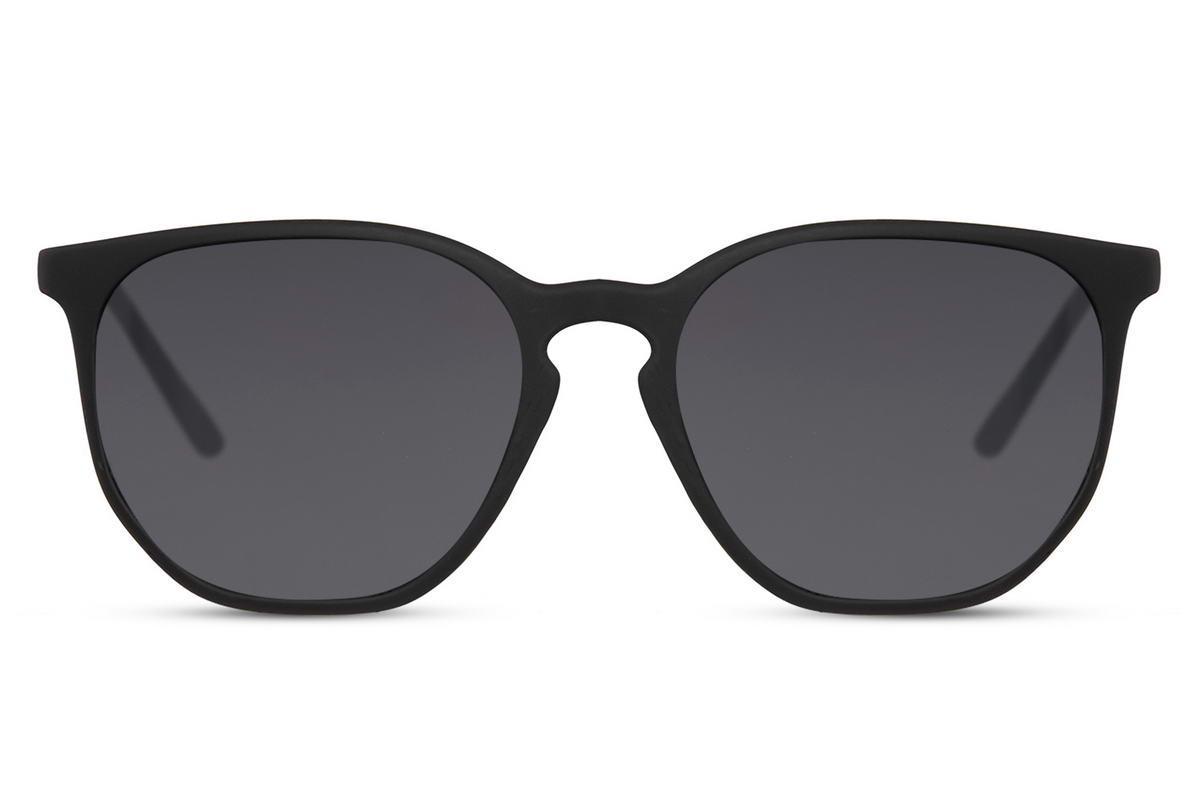 Unisex Sunglasses Black Frame