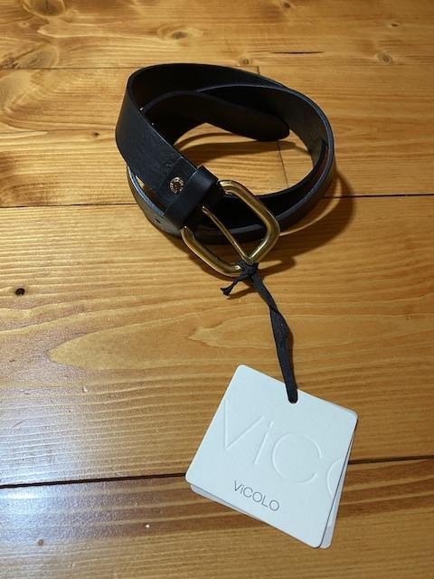 Cintura Vicolo MM30 Fibbia Basica