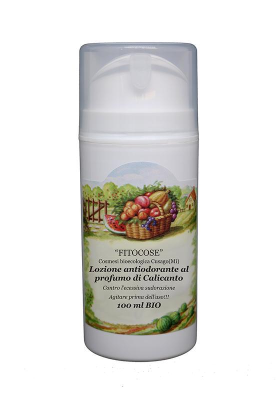 Lozione deodorante al Calicanto | Naturale e bio online