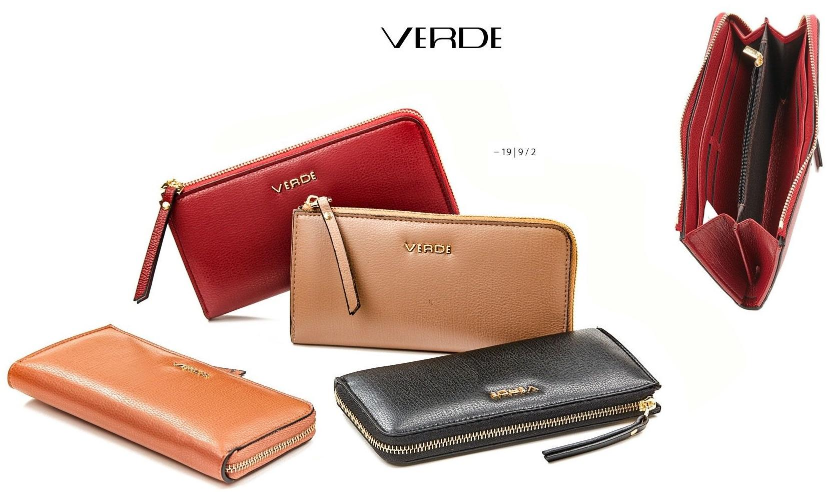 Ladies' wallet bordeaux with zip | Online Autumn/Winter collection