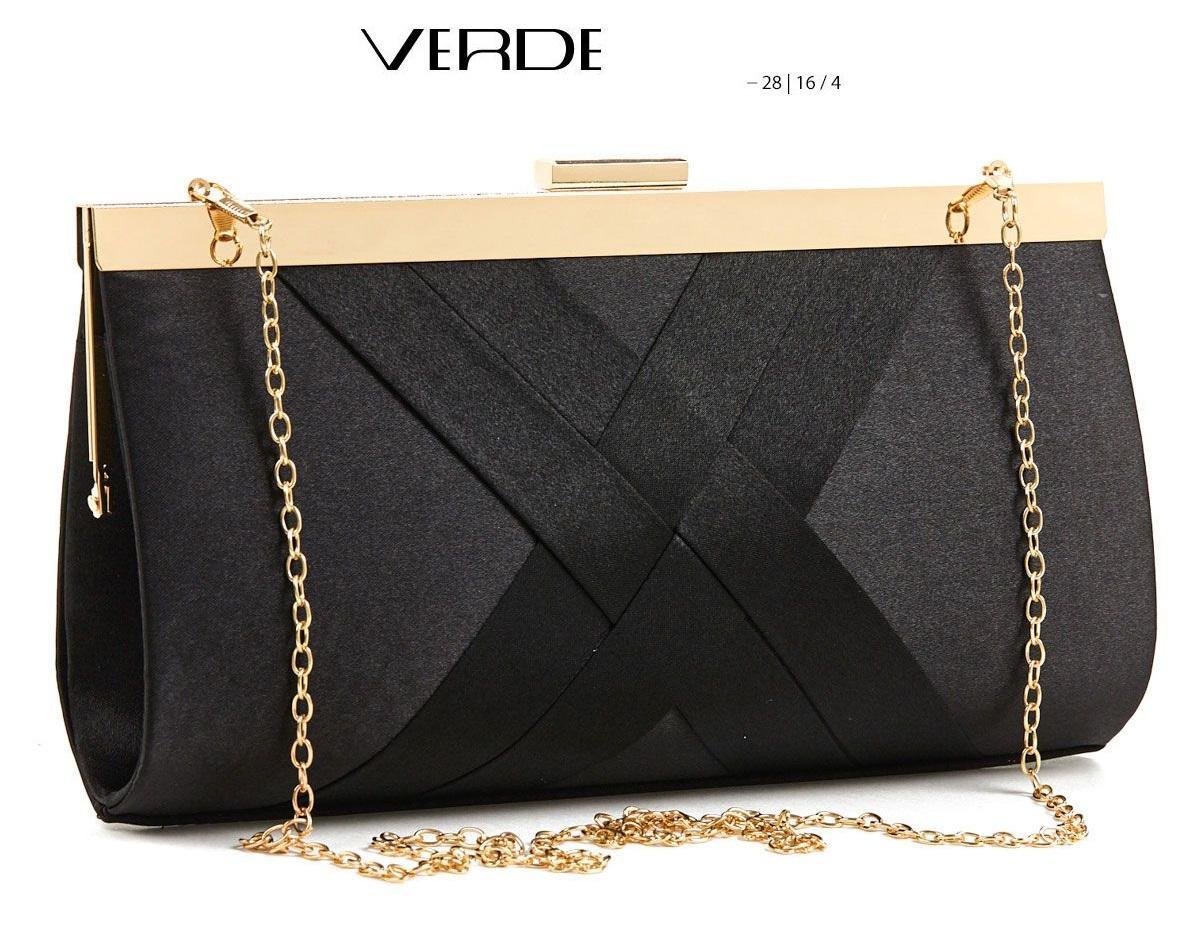 Elegant black evening bag | Clutch online sale