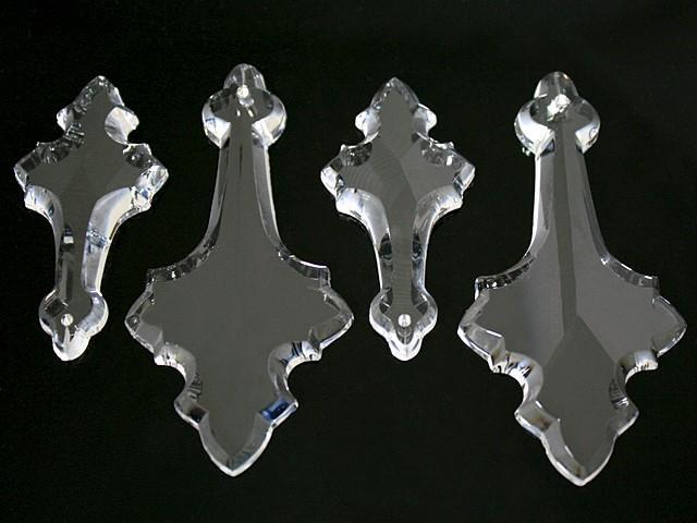 Pendente croce molata full cut 63 mm -Asfour 904-