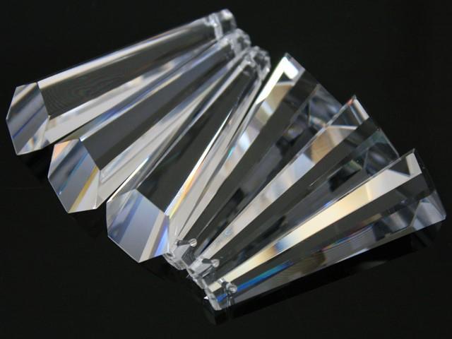 Pendente prisma asimmetrico molato 63 mm -Asfour 505-