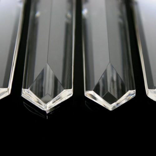 Losanga a punta 76 mm cristallo Asfour -Asfour 504-