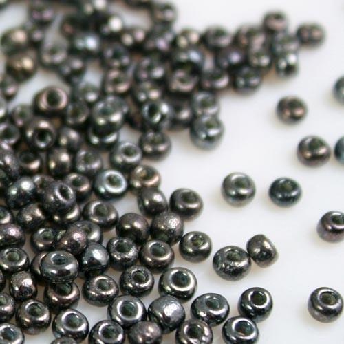 Perline di conteria canna di fucile 2 mm vetro di Murano