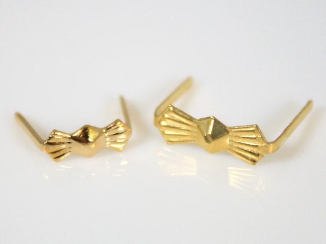 Clip 13 mm a farfalla