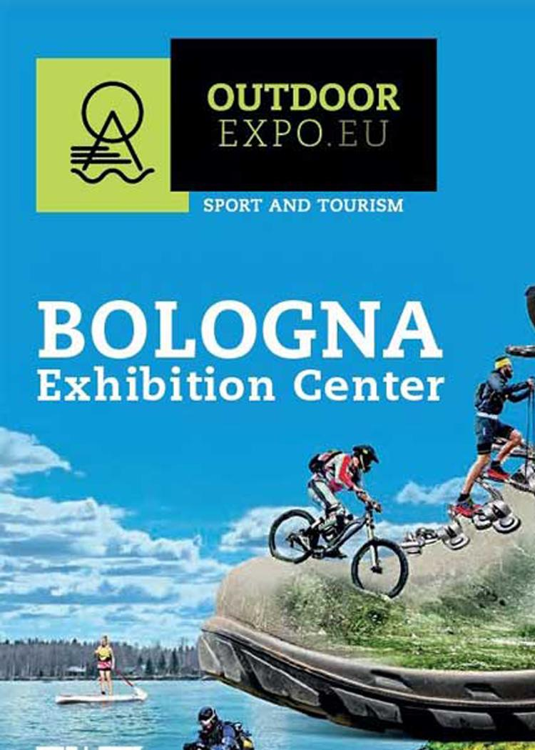 Outdoor Expo: Garmont one of the key players at the trade show in Bologna (Italy) dedicated to outdoor tourism and sport