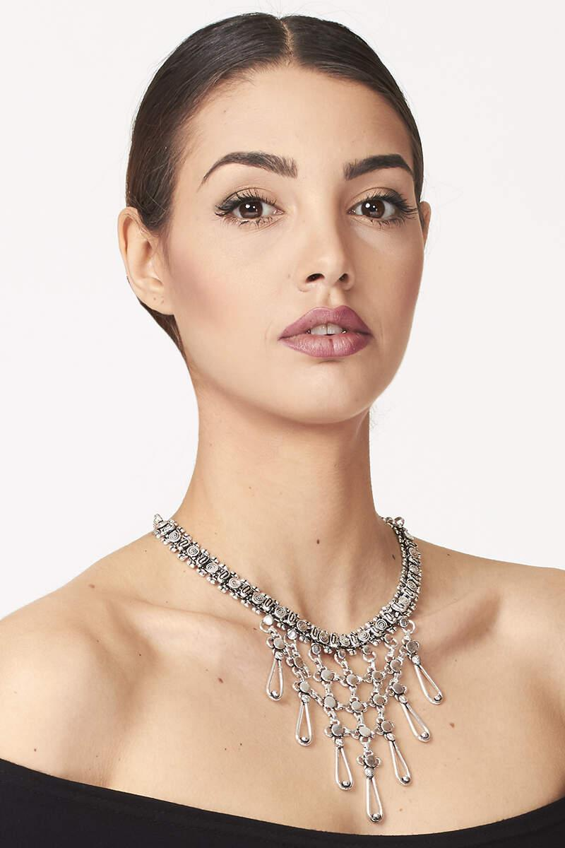 Boho necklace | boho chic jewellery online