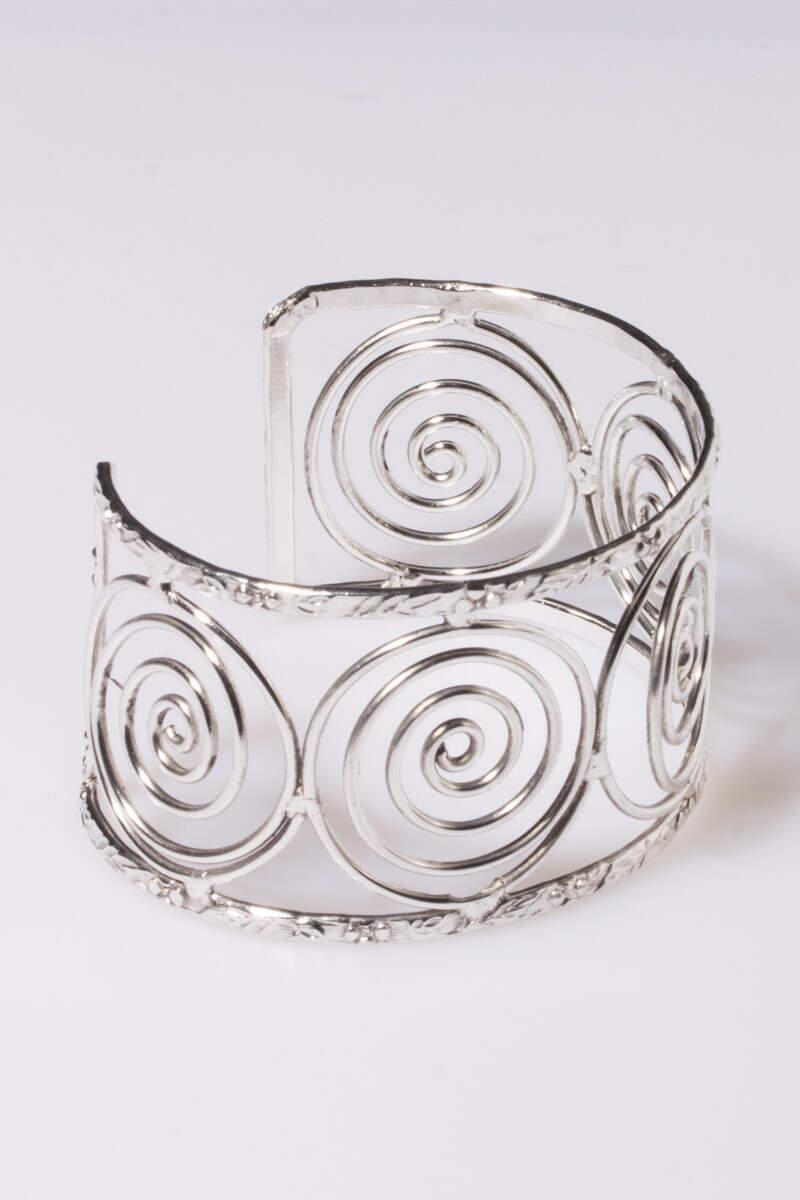 Rigid metal bracelet | online sale