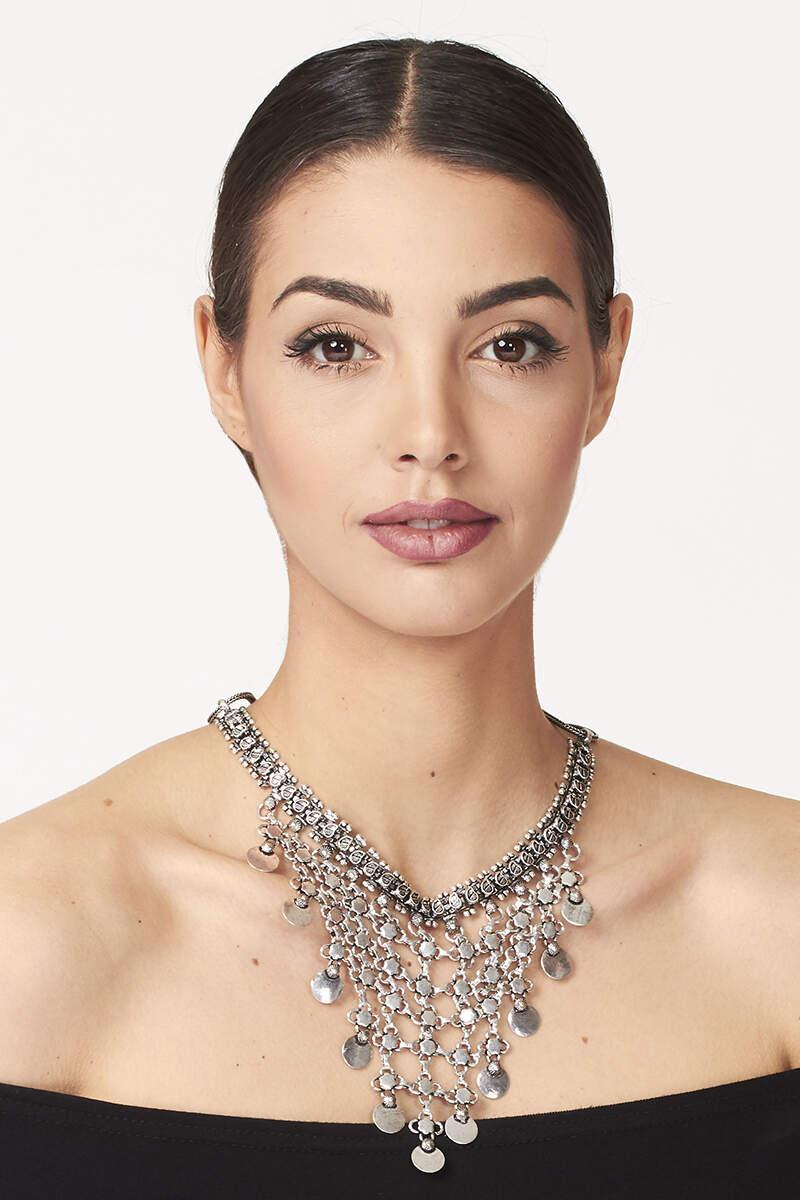 Boho chic necklace | oriental necklaces online