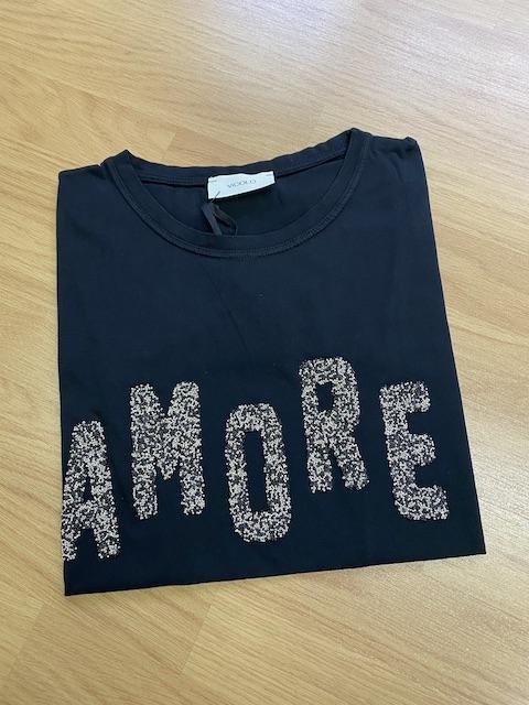 Tshirt Vicolo Stampa Amore