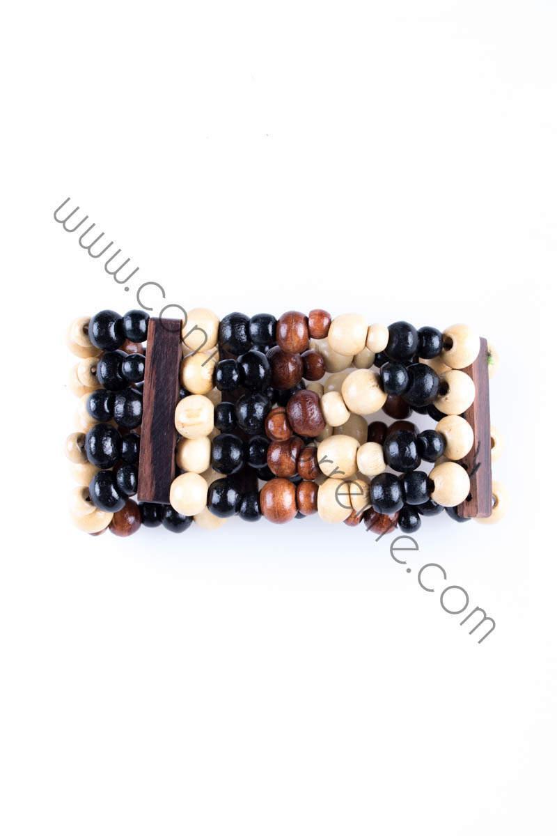 Women's bracelet made of natural wood | Oriental bracelets