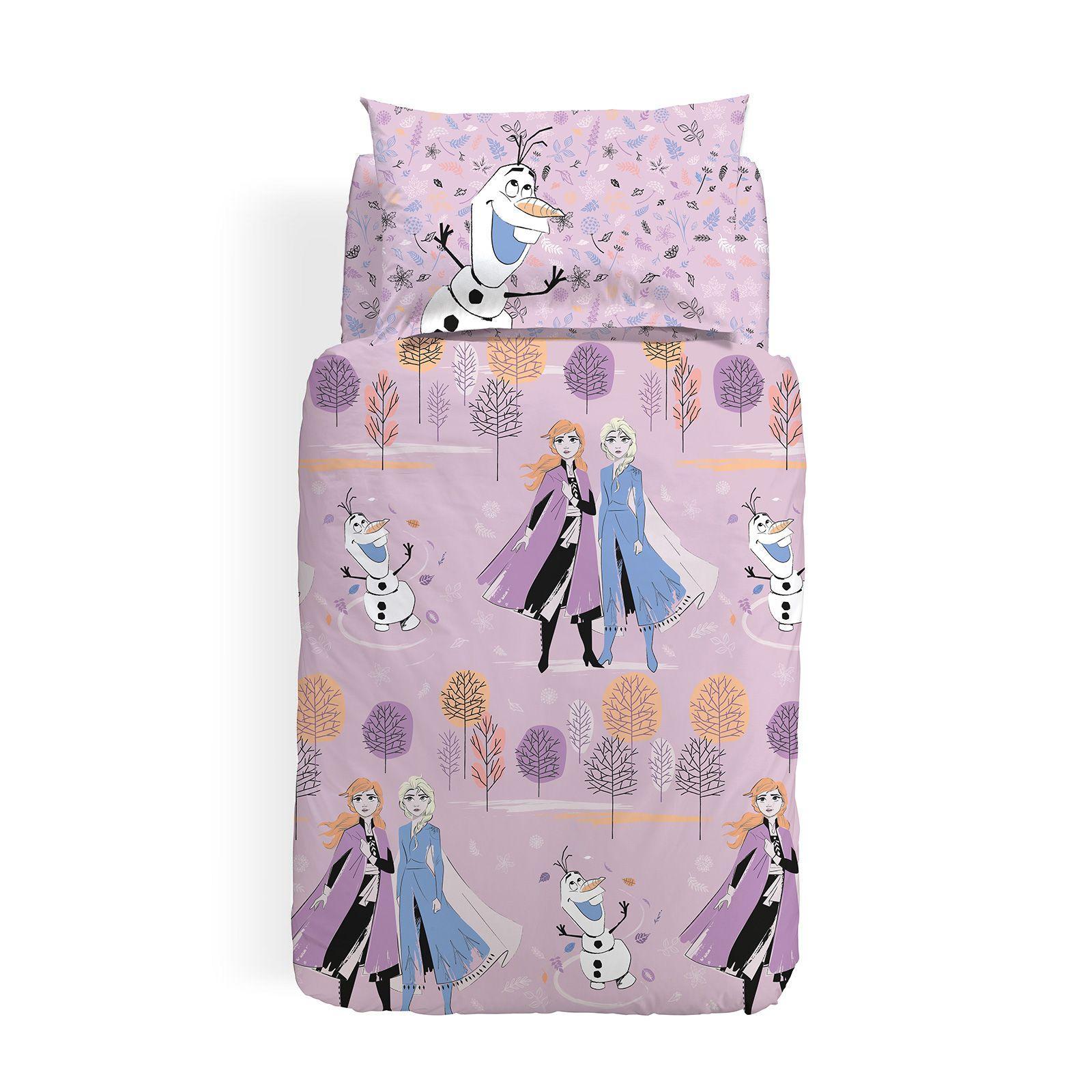 Frozen Duvet Cover Single Bed 1piazza Disney Caleffi Mythic