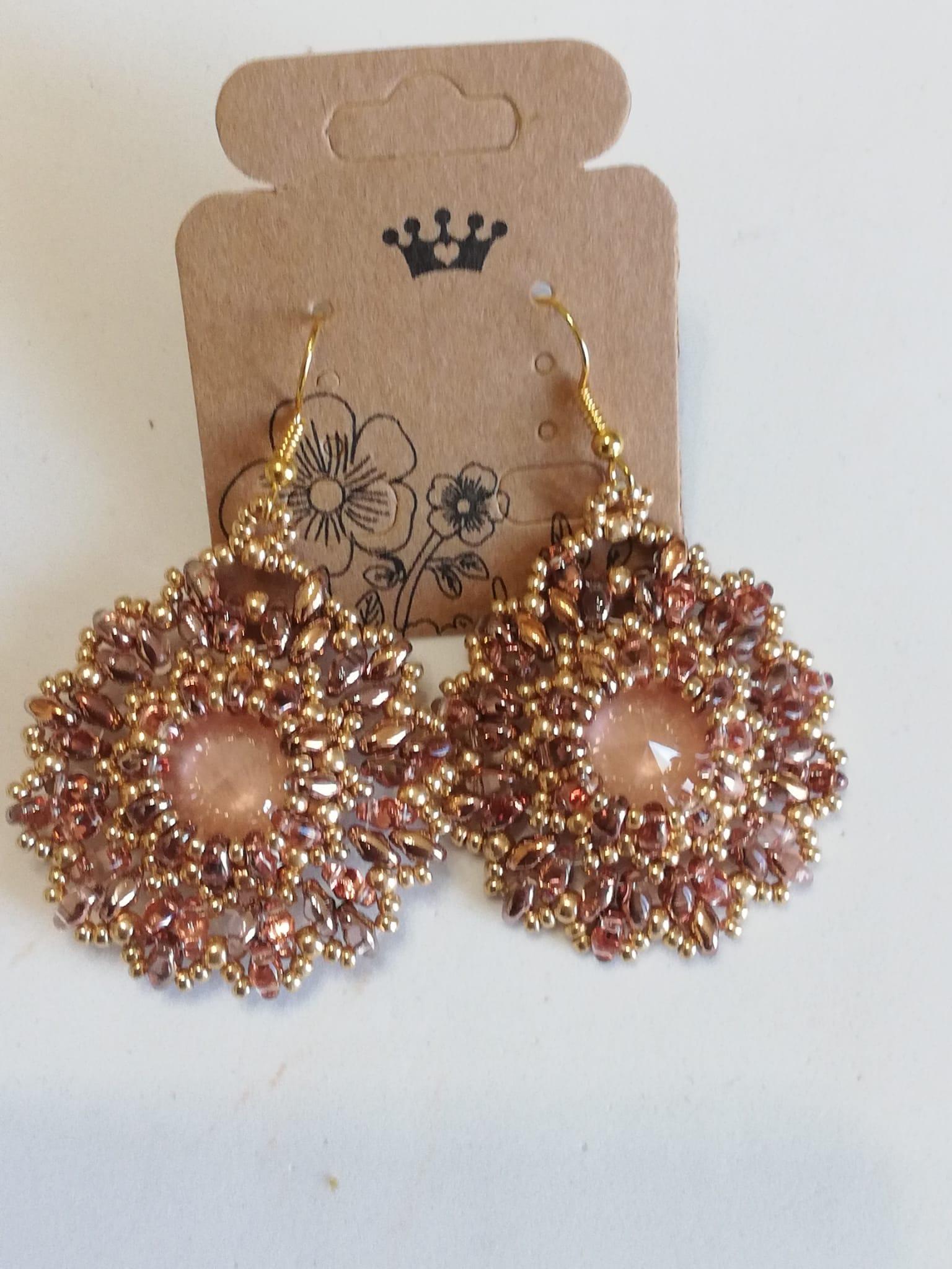Boucles d'oreilles en bijouterie artisanale | Bijouterie artisanale en ligne