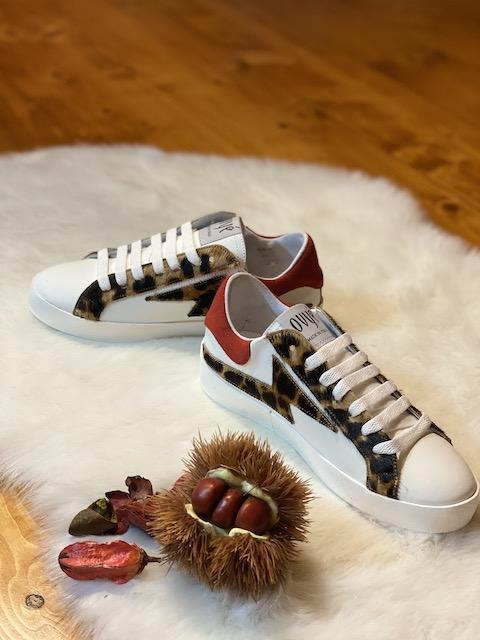 Sneaker Profili Maculati Ovyé Numeri 36 39 40