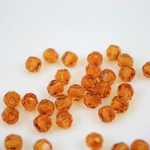 Perla 6 mm sfaccettata Topaz -Asfour 1502-