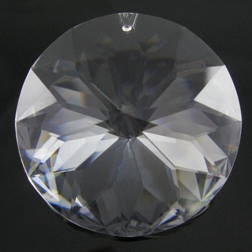 Tondo da 40 mm ad un foro cristallo -Asfour 1041-