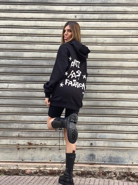 Felpa Lunga JB4 anti fast fashion