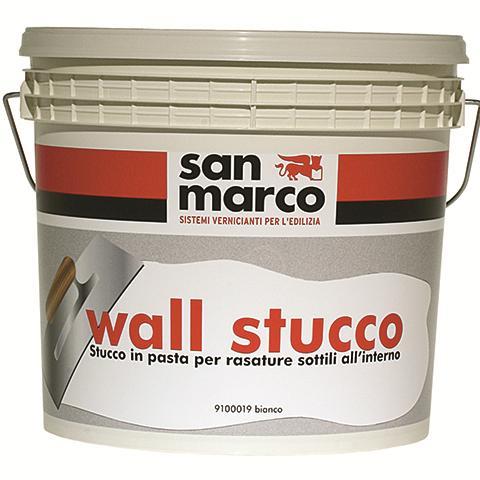 WALL STUCCO