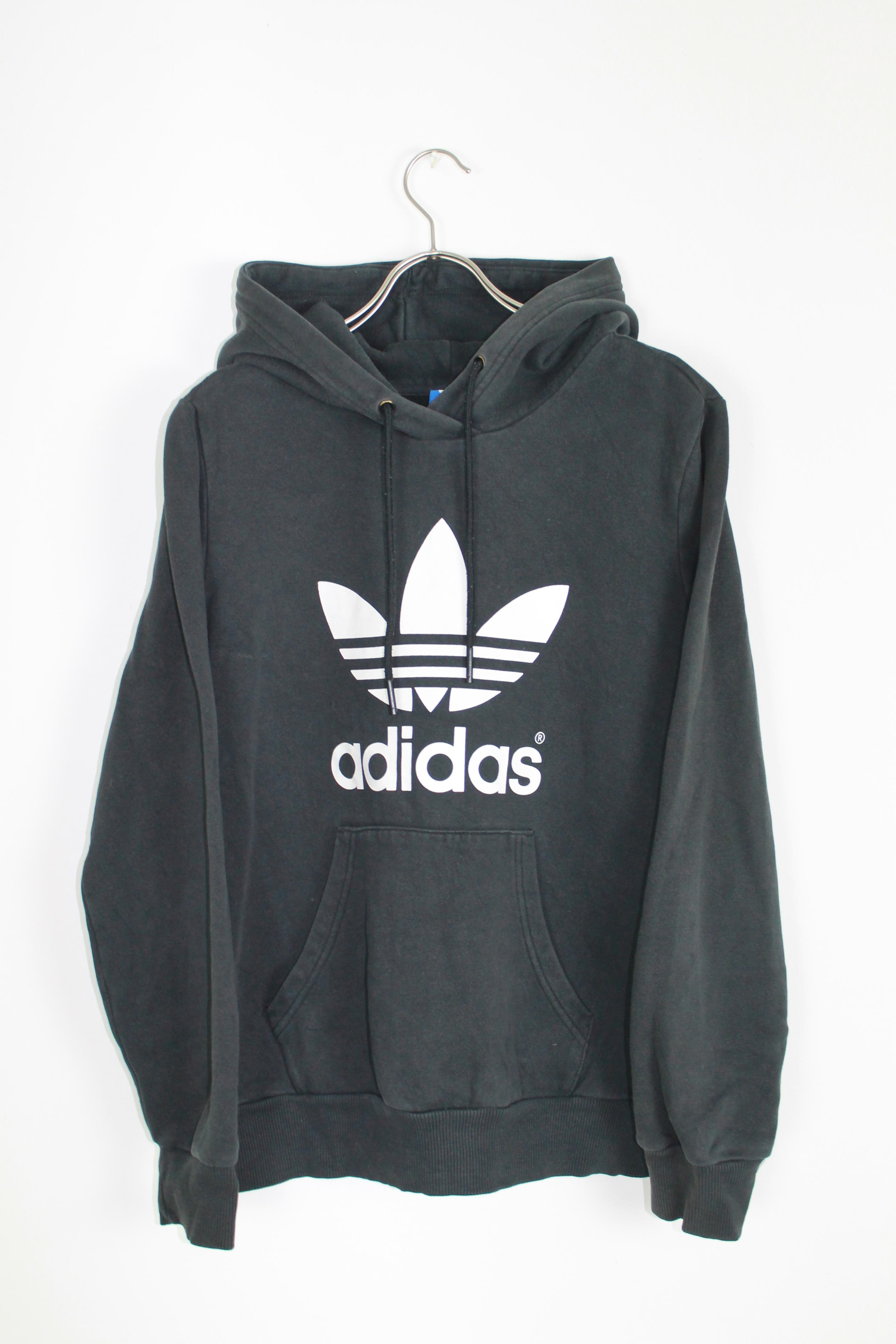 Adidas - Felpa con cappuccio