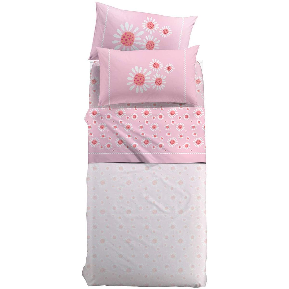 Single Bed Sheet Set Frozen Elsa Blu Caleffi Disney
