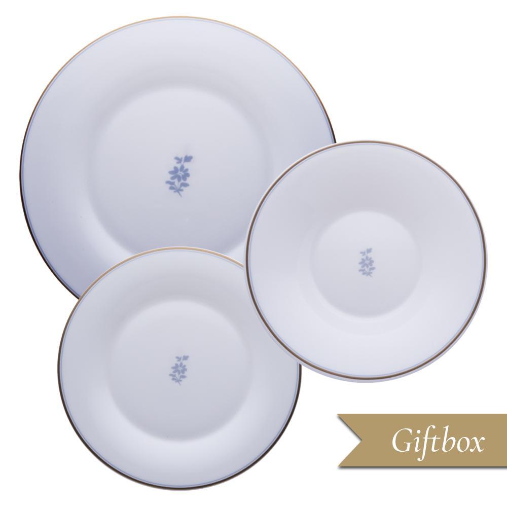 Set 3 pezzi in Giftbox | Feston e Cadena Azzurro