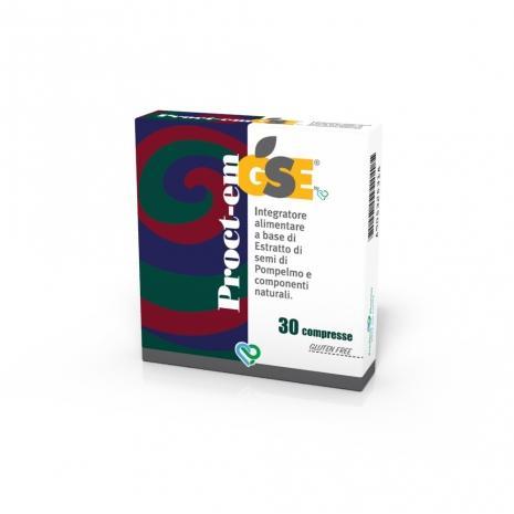 GSE PROCT-EM 30 compresse Prodeco Pharma