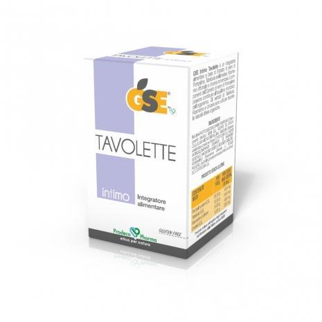 GSE INTIMO TAVOLETTE Prodeco Pharma