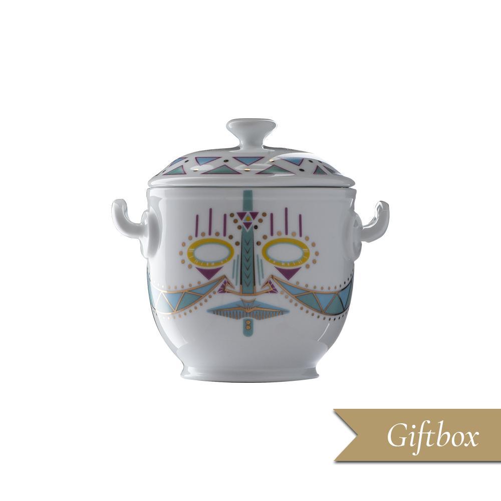 Piccolo vaso in Giftbox | Ulundu | Ethnics | Edizione Limitata e Numerata