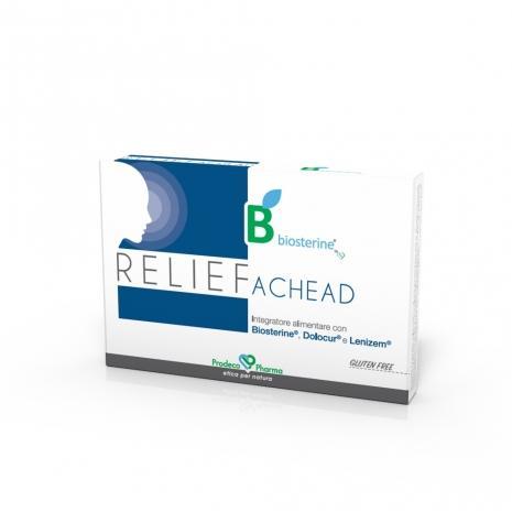 RELIEF BIOSTERINE ACHEAD Prodeco Pharma