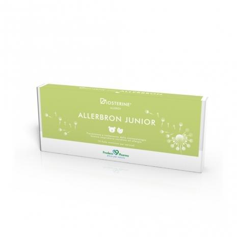 BIOSTERINE ALLERGY ALLERBRON JUNIOR Prodeco Pharma