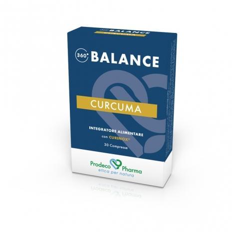 360 BALANCE CURCUMA Prodeco Pharma
