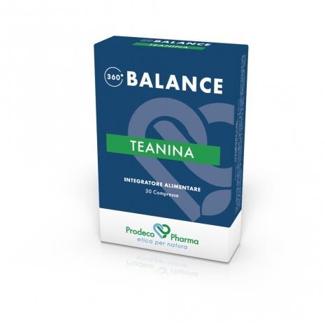 360 BALANCE TEANINA Prodeco Pharma
