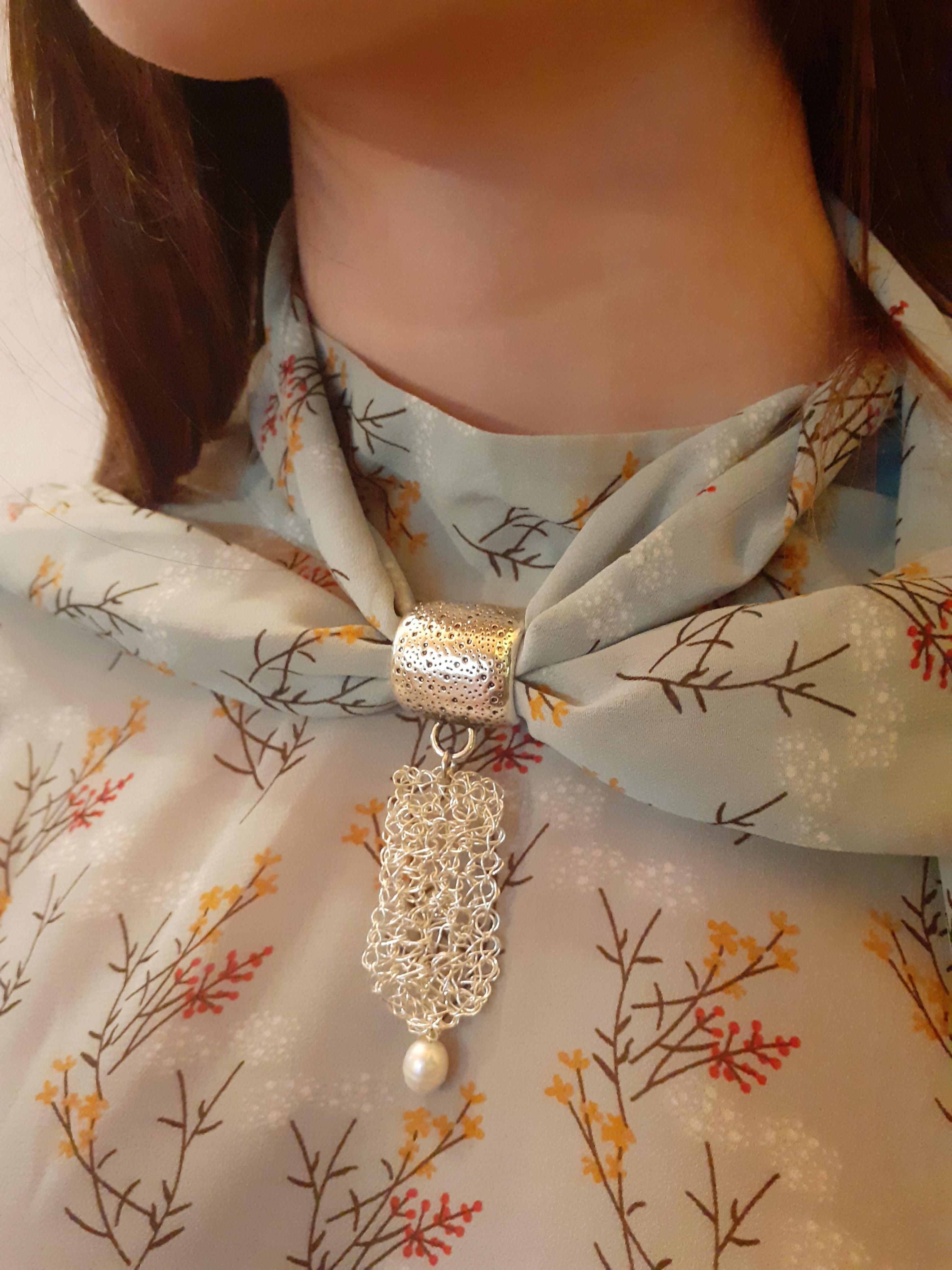 Gioiello per Foulard | Gioielli artigianali shop online