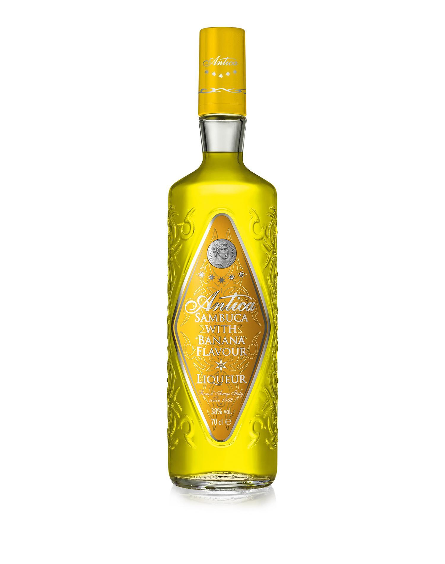 Image of Antica Sambuca con Banana - Liquore