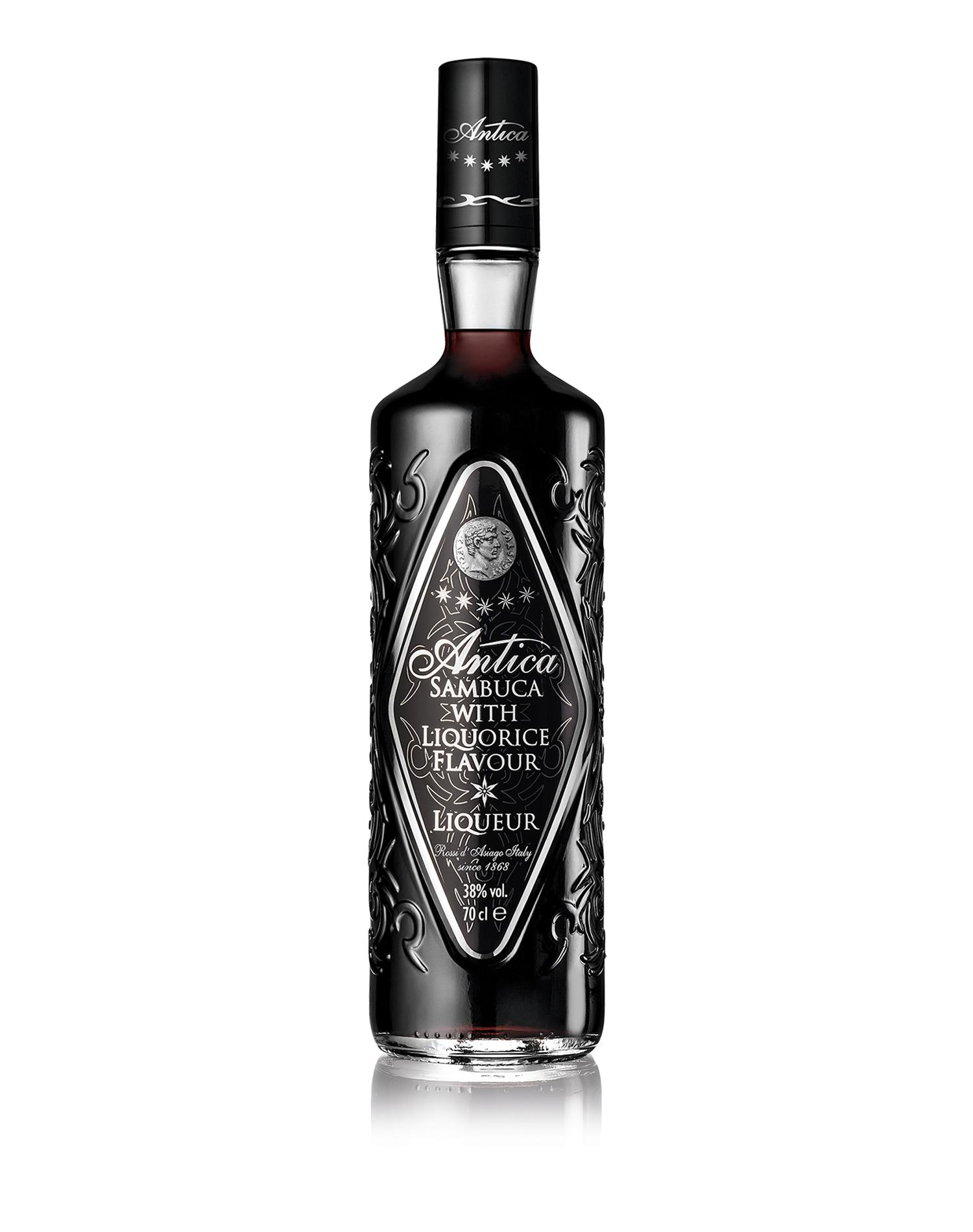 Image of Antica Sambuca con Liquirizia - Liquore