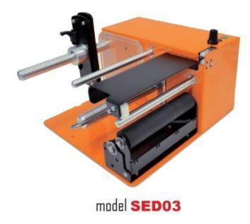 Dispenser Etichette-Modello SED03